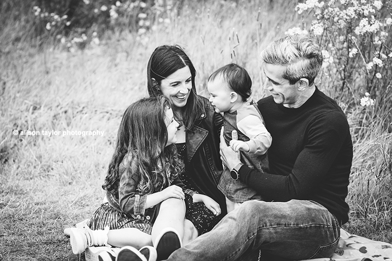 family photo session in bristol
